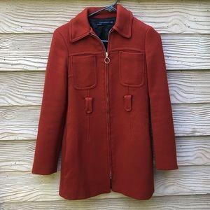 Zara Women's XS Coat Jacket